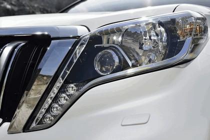 2014 Toyota Land Cruiser 51