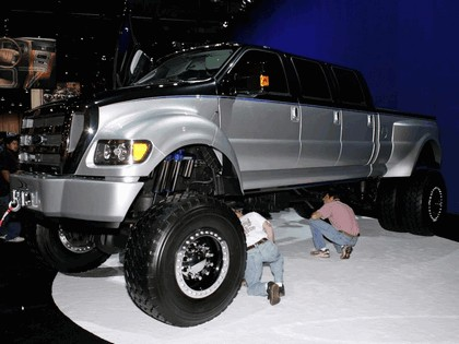 2007 Ford F-650 DeBerty 6X6 2