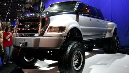 2007 Ford F-650 DeBerty 6X6 5