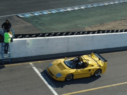 1995 Ferrari F40 barchetta 2
