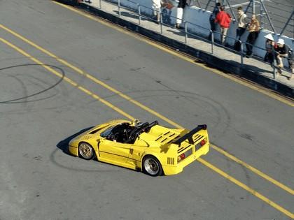 1995 Ferrari F40 barchetta 3