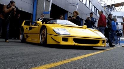 1995 Ferrari F40 barchetta 8