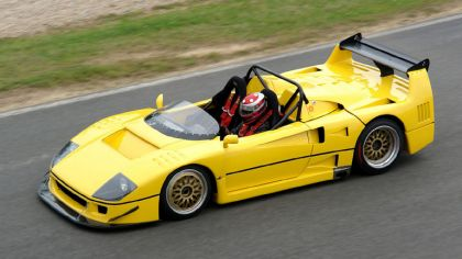 1995 Ferrari F40 barchetta 4