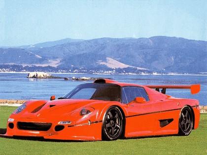 1996 Ferrari F50 GT1 6