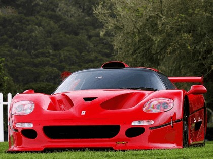 1996 Ferrari F50 GT1 7