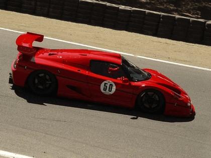 1996 Ferrari F50 GT1 9