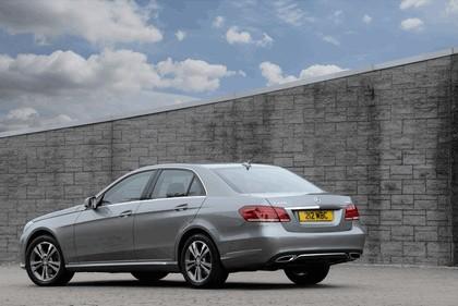 2013 Mercedes-Benz E220 CDI - UK version 6