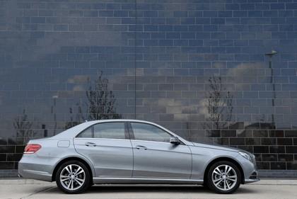 2013 Mercedes-Benz E220 CDI - UK version 7