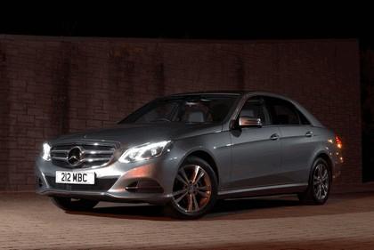2013 Mercedes-Benz E220 CDI - UK version 13