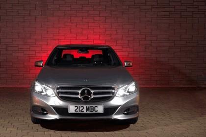 2013 Mercedes-Benz E220 CDI - UK version 15