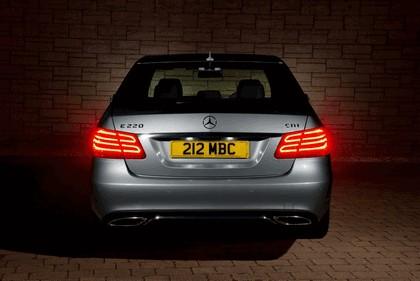 2013 Mercedes-Benz E220 CDI - UK version 16