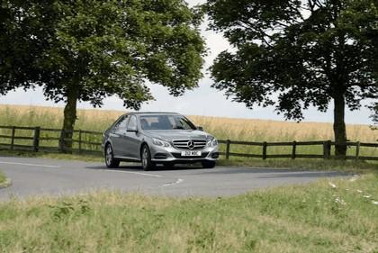 2013 Mercedes-Benz E220 CDI - UK version 19