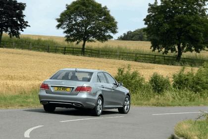 2013 Mercedes-Benz E220 CDI - UK version 20