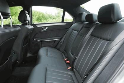 2013 Mercedes-Benz E220 CDI - UK version 39
