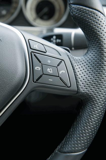 2013 Mercedes-Benz E220 CDI - UK version 43