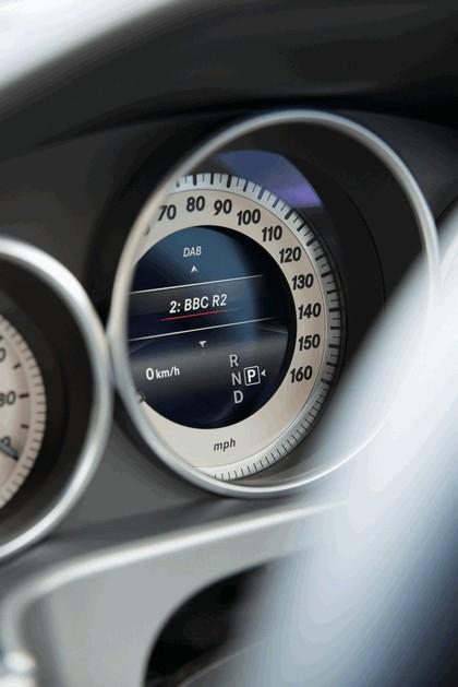 2013 Mercedes-Benz E220 CDI - UK version 45