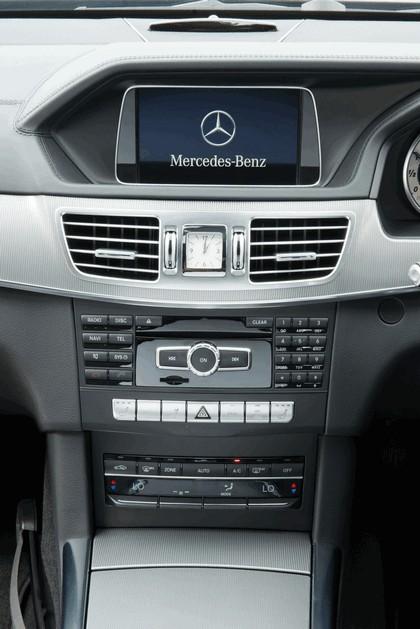 2013 Mercedes-Benz E220 CDI - UK version 47