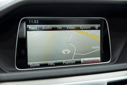 2013 Mercedes-Benz E220 CDI - UK version 48