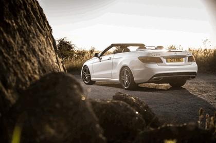 2013 Mercedes-Benz E350 cabriolet - UK version 8