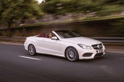 2013 Mercedes-Benz E350 cabriolet - UK version 10