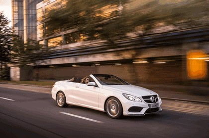 2013 Mercedes-Benz E350 cabriolet - UK version 11