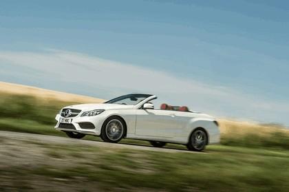 2013 Mercedes-Benz E350 cabriolet - UK version 13