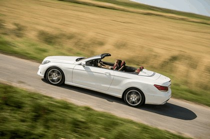 2013 Mercedes-Benz E350 cabriolet - UK version 15