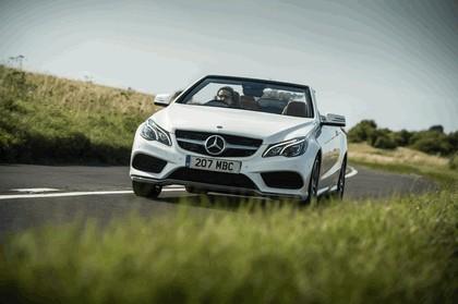 2013 Mercedes-Benz E350 cabriolet - UK version 16