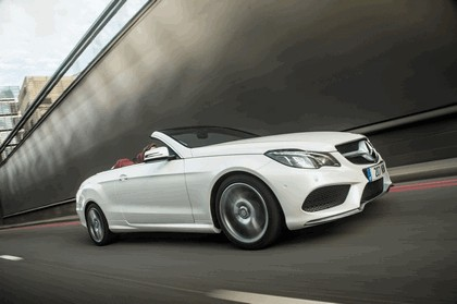 2013 Mercedes-Benz E350 cabriolet - UK version 19