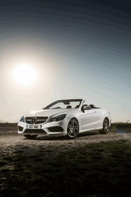 2013 Mercedes-Benz E350 cabriolet - UK version 21