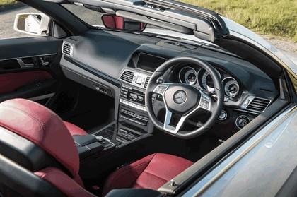 2013 Mercedes-Benz E350 cabriolet - UK version 26