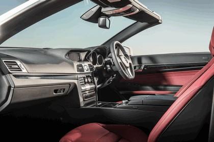 2013 Mercedes-Benz E350 cabriolet - UK version 27
