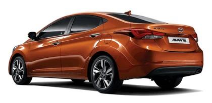 2013 Hyundai Avante 2