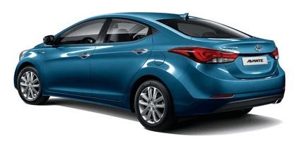 2013 Hyundai Avante 3