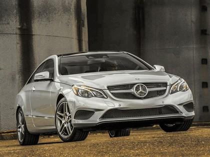 2013 Mercedes-Benz E350 coupé ( C207 ) 4Matic - USA version 1