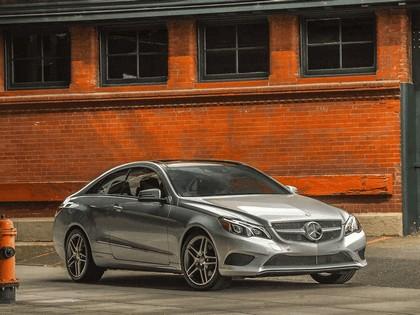 2013 Mercedes-Benz E350 coupé ( C207 ) 4Matic - USA version 2