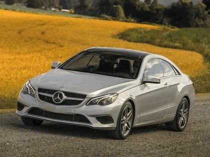 2013 Mercedes-Benz E350 coupé ( C207 ) 4Matic - USA version 4
