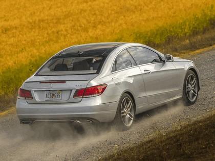 2013 Mercedes-Benz E350 coupé ( C207 ) 4Matic - USA version 5