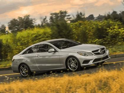 2013 Mercedes-Benz E350 coupé ( C207 ) 4Matic - USA version 6