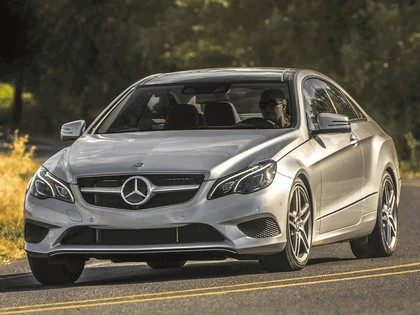 2013 Mercedes-Benz E350 coupé ( C207 ) 4Matic - USA version 7