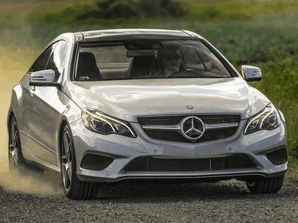 2013 Mercedes-Benz E350 coupé ( C207 ) 4Matic - USA version 9