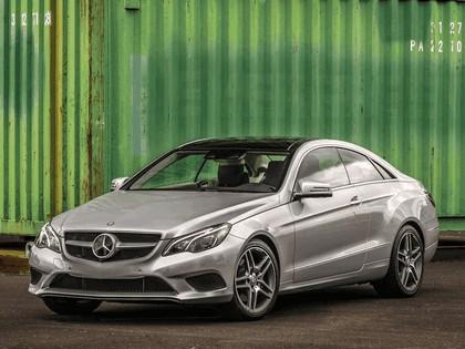 2013 Mercedes-Benz E350 coupé ( C207 ) 4Matic - USA version 10