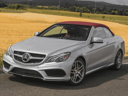 2013 Mercedes-Benz E550 ( A207  ) cabriolet AMG Sports Package - USA version 1