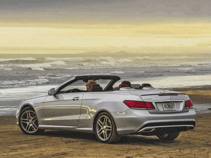 2013 Mercedes-Benz E550 ( A207  ) cabriolet AMG Sports Package - USA version 5