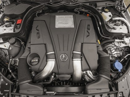 2013 Mercedes-Benz E550 ( A207  ) cabriolet AMG Sports Package - USA version 7