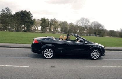 2007 Ford Focus Coupé-Cabriolet UK version 5