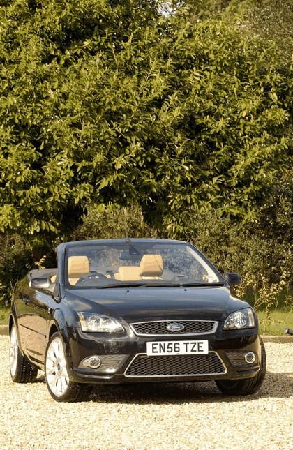 2007 Ford Focus Coupé-Cabriolet UK version 6