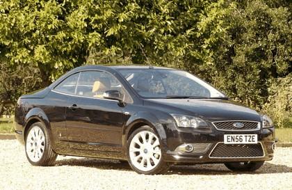 2007 Ford Focus Coupé-Cabriolet UK version 9