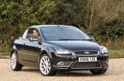 2007 Ford Focus Coupé-Cabriolet UK version 10