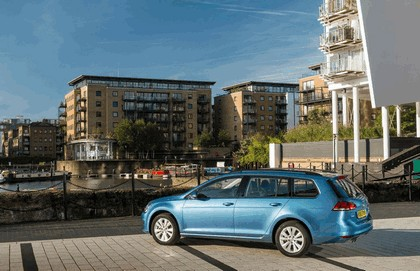 2013 Volkswagen Golf ( VII ) Estate - UK version 6